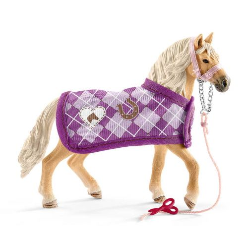 SCHLEICH FASHION CREATION SET & ANDALUSIAN HORSE