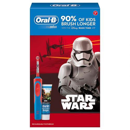 Oral-B Star Wars lasten sähköhammasharja