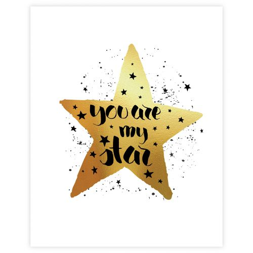 JULISTE MY STAR GOLD 40X50