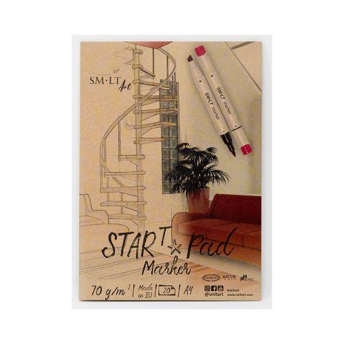 SMLT STAR T MARKER-LEHTIÖ A4(20) 70G