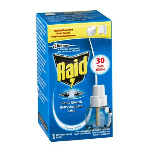Raid Liquid Elecktric täyttö 21ml