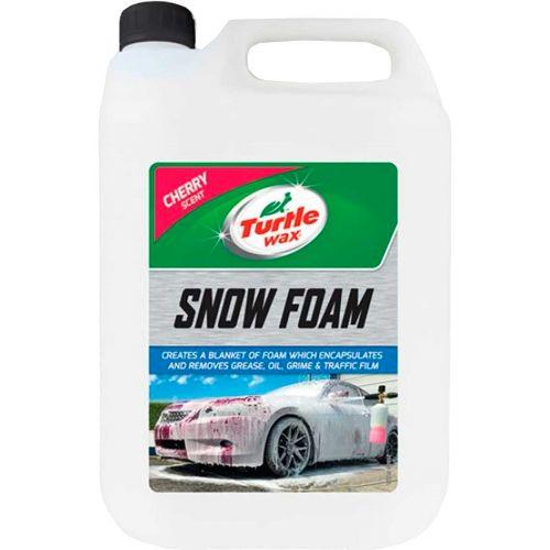 Turtle Wax Snow Foam vaahtopesuaine 5l