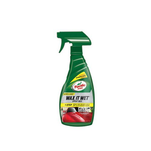 TURTLE WAX WAX IT WET AUTOVAHA 500 ML
