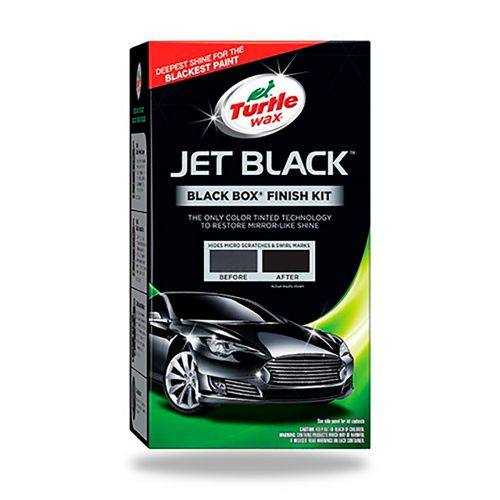 TURTLE WAX JET BLACK BLACK BOX KIT