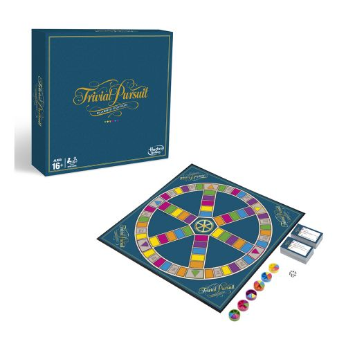 Trivial Pursuit Classic Edition FI