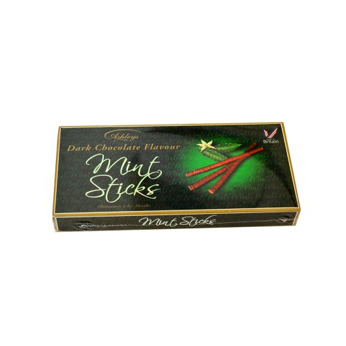 Ashleys Mint Sticks 80g