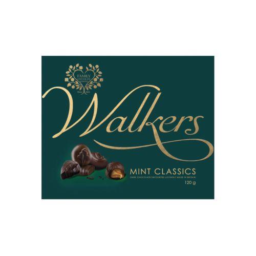 Walkers Mint Classics Suklaakonvehdit 120g