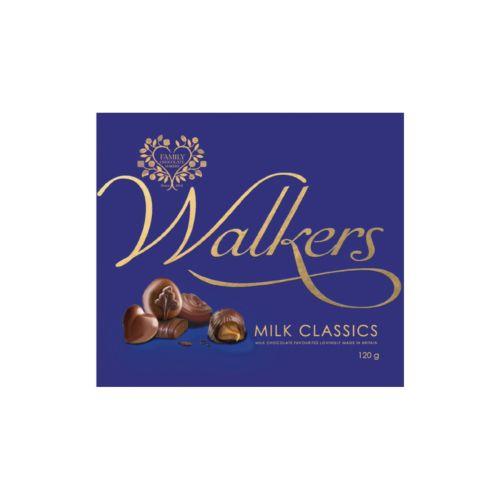 Walkers Milk Classics Suklaakonvehdit 120g