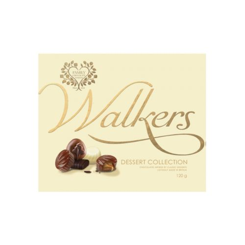 Walkers Dessert Collection Suklaakonvehdit 120g