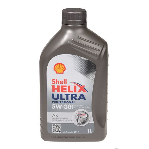 Shell Helix Ultra moottoriöljy 0W-40 1L
