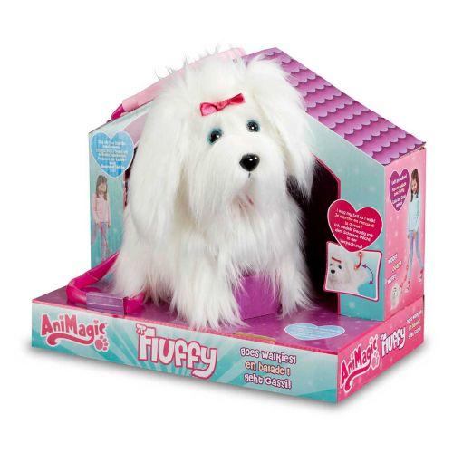 Animagic Fluffy - Kävelevä koira