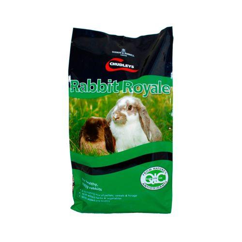 Rabbit Royale Kaninruoka 3kg