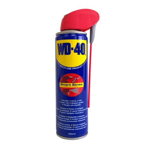 WD-40 Smart Straw monitoimiöljy 250ml