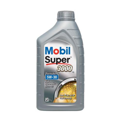 Mobil Super 3000 X1 Formula FE 5W-30 1L täyssynteettinen moottoriöljy