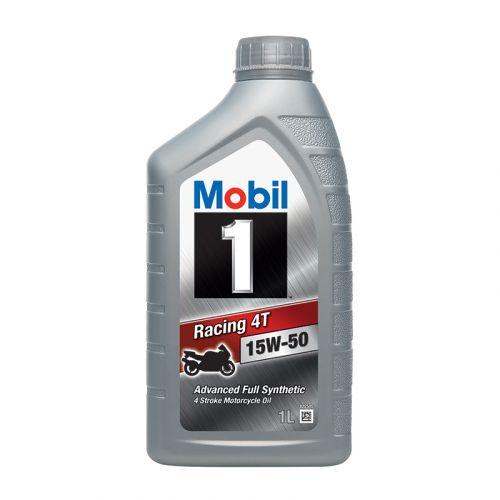 Mobil Racing 4T 1L moottoripyöräöljy