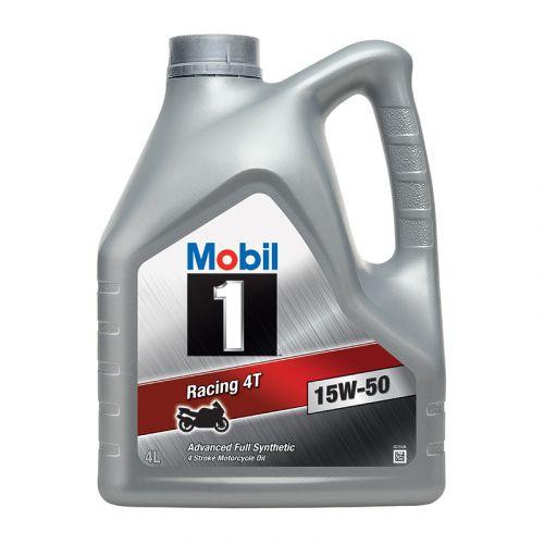 Mobil Racing 4T 4L moottoripyöräöljy