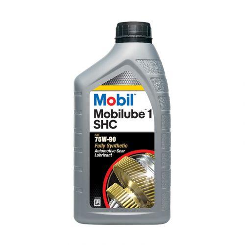 Mobil MObilube 1 SHC 75W-90 1L vaihteisto- ja vetopyörästö-öljy