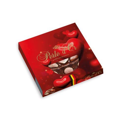 Belgian Perle d'or Simpukka suklaakonvehdit 195g
