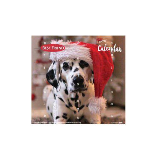 Best Friend Koiran joulukalenteri 360g