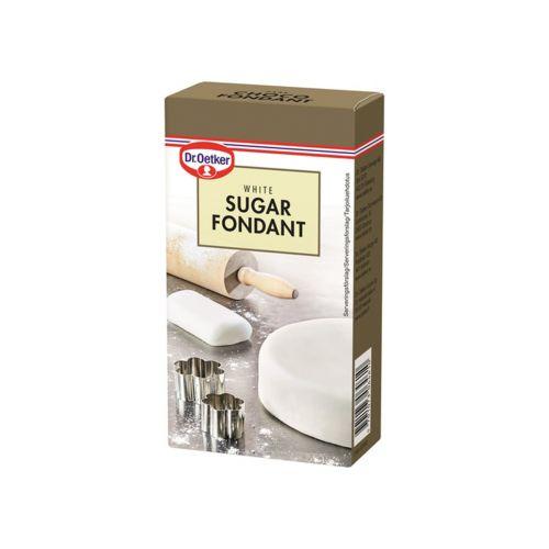Dr. Oetker sokerimassa 250g, valkoinen