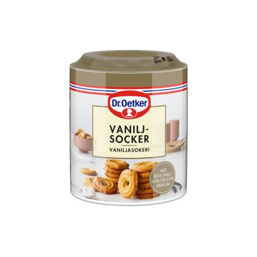 Dr.Oetker vaniljasokeri 160g