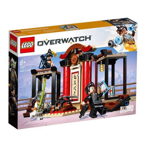 LEGO Overwatch 75971 Hanzo vastaan Genji