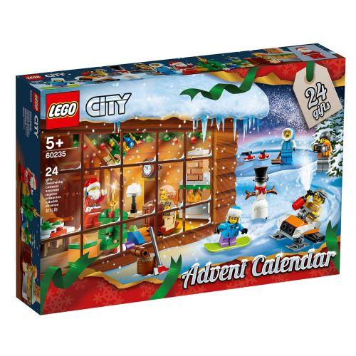 LEGO® City Town60235LEGO® City Joulukalenteri