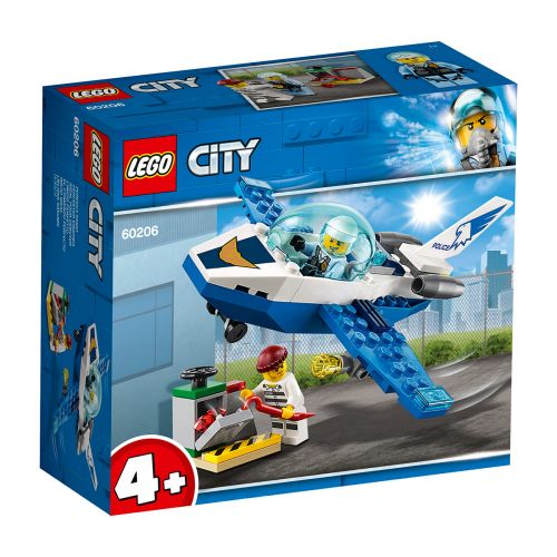 LEGO City Police 60206 Taivaspoliisin suihkaripartio