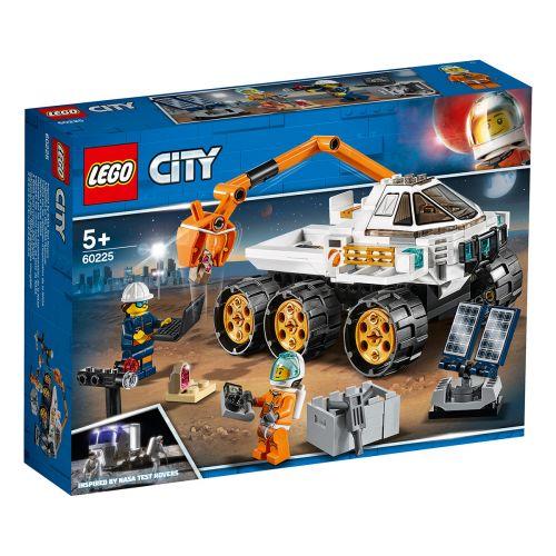 LEGO City Space Port 60225 Maasturin koeajo