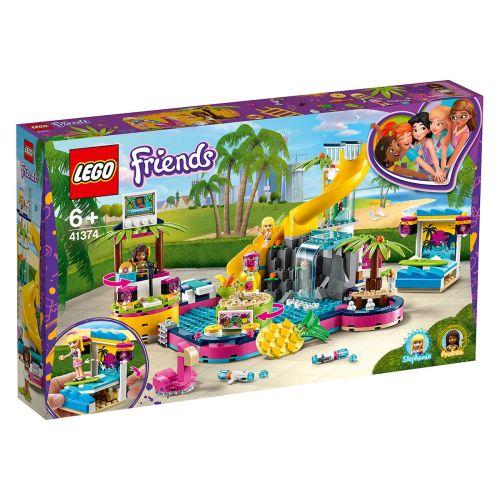 LEGO Friends 41374 Andrean allasjuhlat
