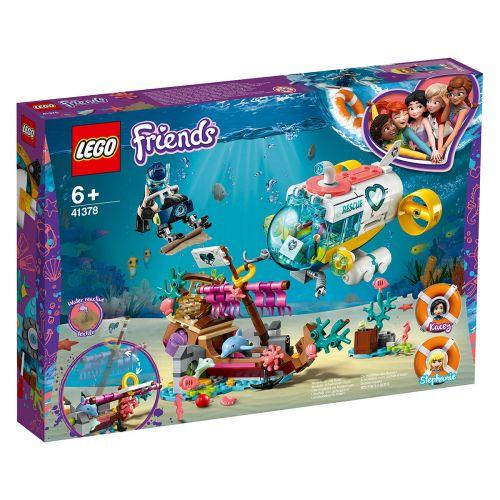 LEGO Friends 41378 Delfiinien pelastusoperaatio