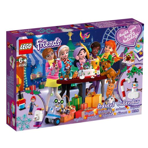 LEGO® Friends	41382	LEGO® Friends joulukalenteri