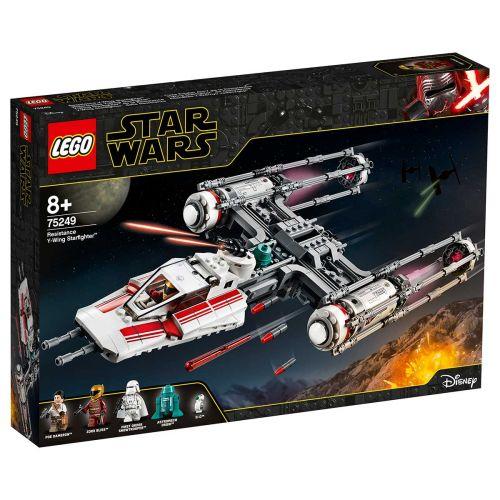 LEGO® Star Wars™ Episode IX75249Vastarinnan Y-siipinen tähtihävittäjä™