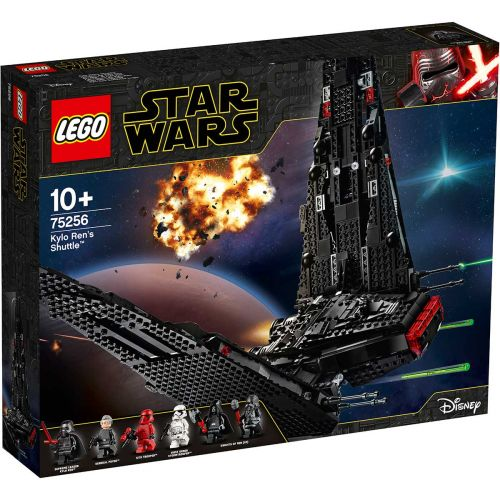 LEGO® Star Wars™ Episode IX75256Kylo Renin sukkula™