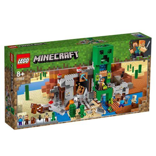 LEGO® Minecraft™21155Creeper™-kaivos