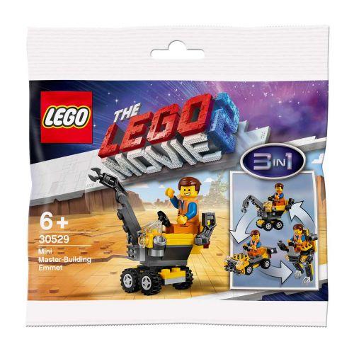 LEGO MOVIE 2 30529 30529 MINIMESTARIRAKENNELMA EMMET