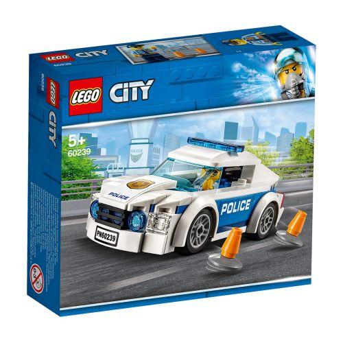 LEGO City Police 60239 Poliisin partioauto