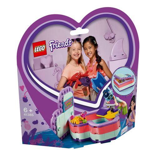 LEGO Friends 41385 Emman kesäinen sydänlaatikko