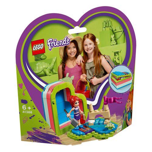 LEGO Friends 41388 Mian kesäinen sydänlaatikko