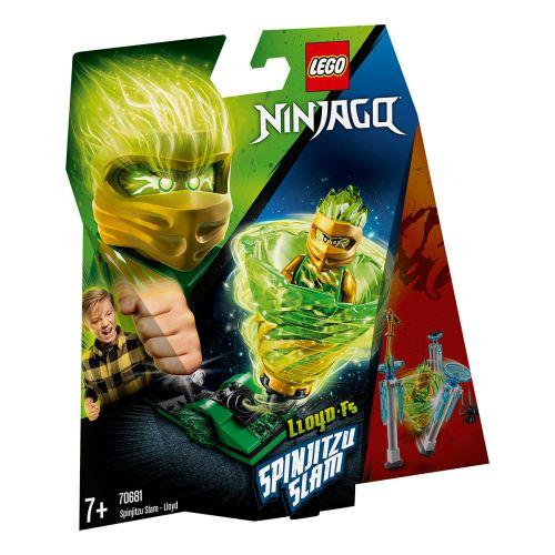 LEGO NINJAGO 70681 Spinjitzu-läimäys – Lloyd