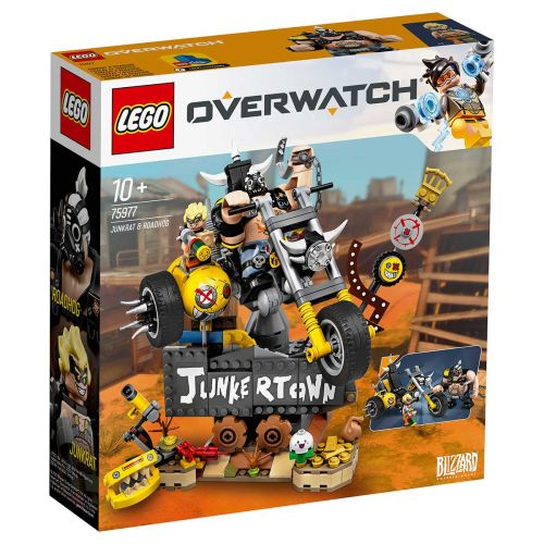 LEGO® Overwatch75977Junkrat ja Roadhog