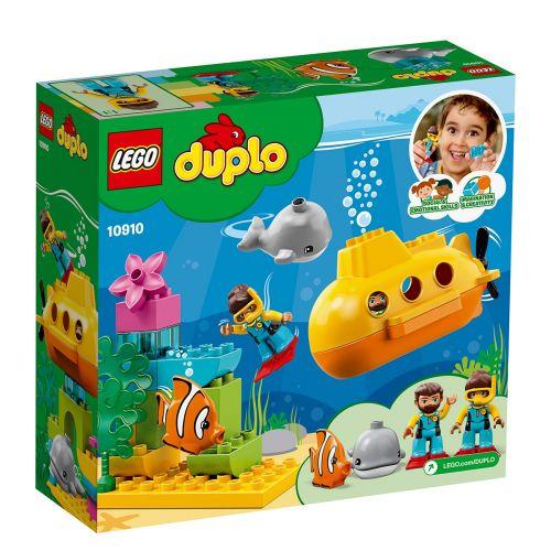 LEGO DUPLO Town 10910 Sukellusveneseikkailu