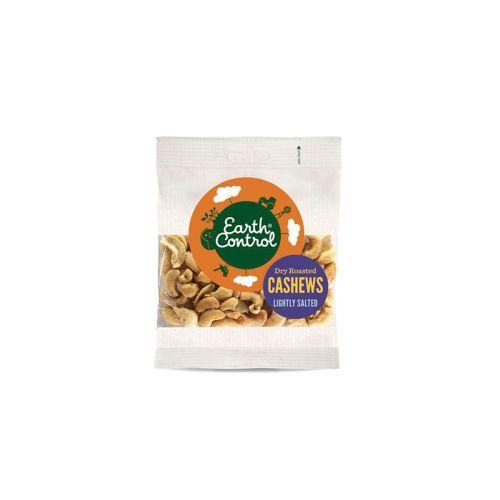 Earth Control cashew kuivapaahdettu ja suolattu 85g