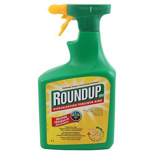 Roundup Quick spray rikkahävite 1 L