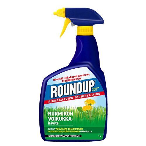 Roundup nurmikon voikukkahävite 1 L