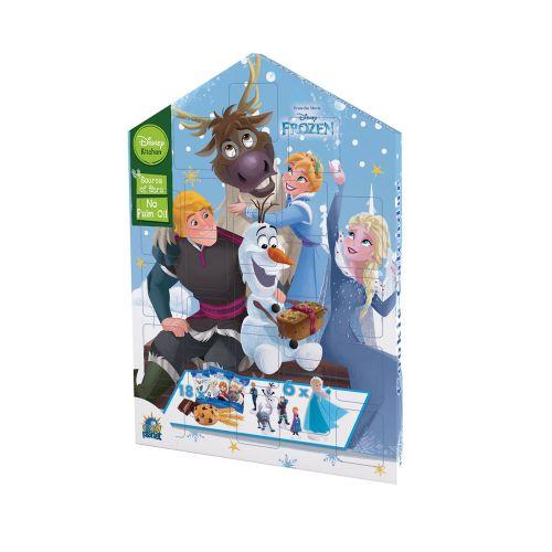 Joulukeksikalenteri Disney Frozen 99g