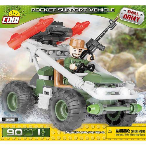 COBI Rocket Support Vechile, 90 osaa