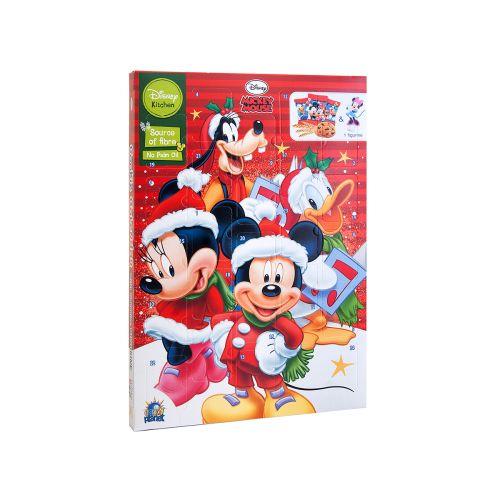 Joulukeksikalenteri Disney Klassikko 132g