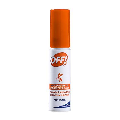 OFF! Viilentävä hoitogeeli hyönteisten puremiin 25ml