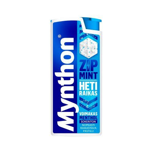 Mynthon Zip Mint Menthol pastilli 30g